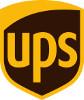 logo firmy kurierskiej UPS