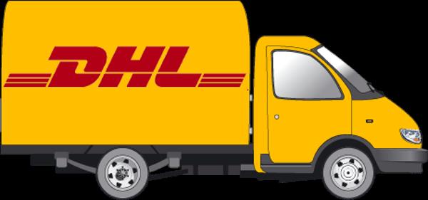 dhl cennik furgonetka